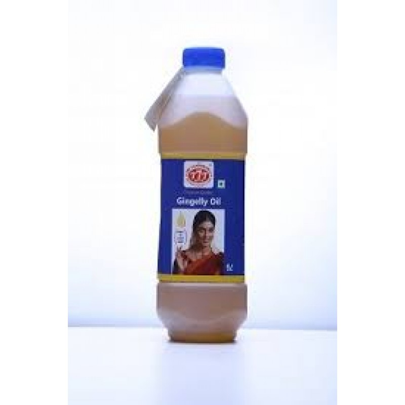 777 GINGELLY OIL 1L