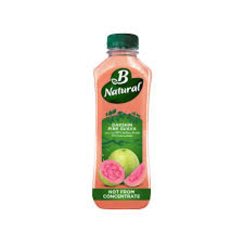 B NATURAL DAKSHIN PINK GUAVA  300ML