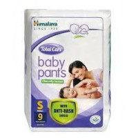 HIMALAYA BABY PANTS - SMALL 9 PANTS DIAPERS