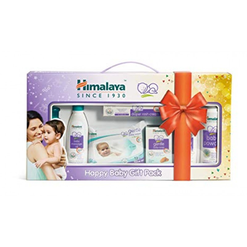HIMALAYA HAPPY BABY GIFT PACK
