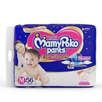 MAMY POKO PANTS - MEDIUM 56 PANTS