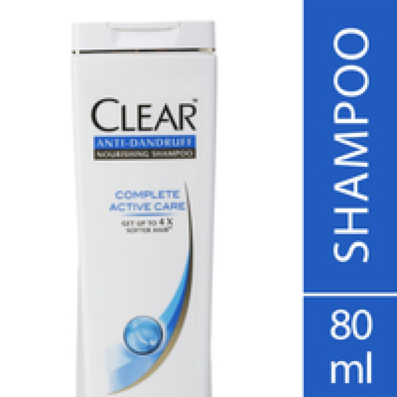 CLEAR ANTI-DANDRUFF NOURISHING SHAMPOO 80ML