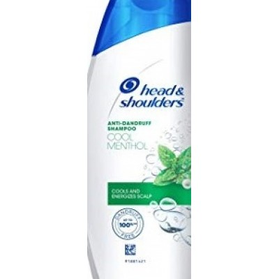 HEAD AND SHOULDERS COOL MENTHOL 360ML + 72ML TRIAL PACK