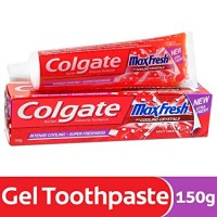 COLGATE MAX FRESH WITH COOLING CRYSTALS 150G
