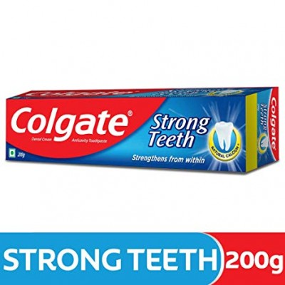 COLGATE STRONG TEETH 200G