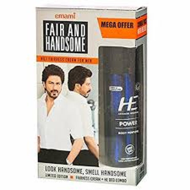 EMAMI FAIR AND HANDSOME WITH FREE FACE WASH