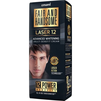 EMAMI FAIR AND HANDSOME LASER 12 - 30G
