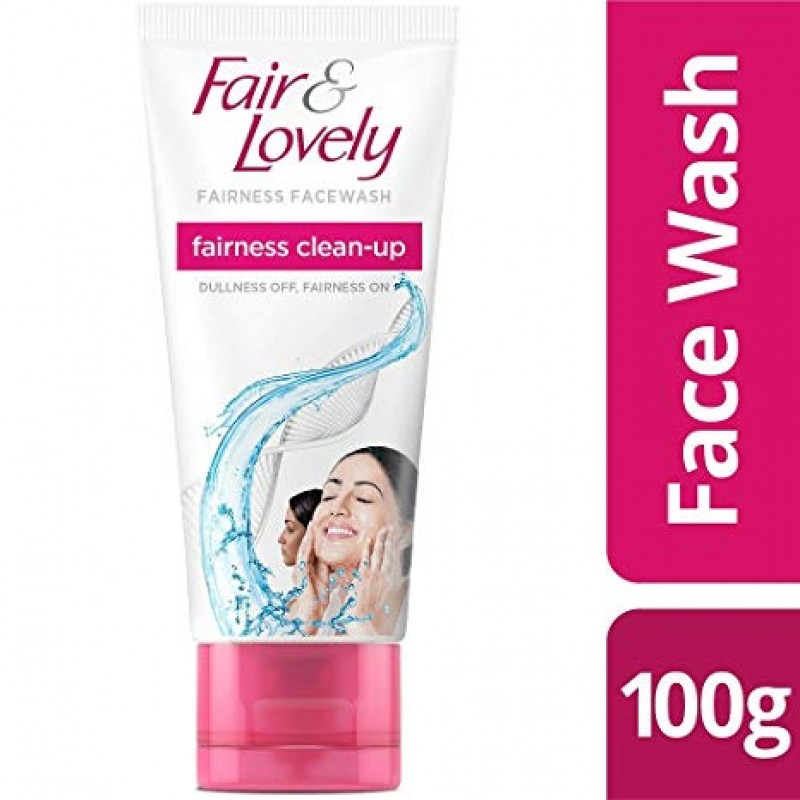 FAIR AND LOVELY FAIRNESS FACEWASH 100G