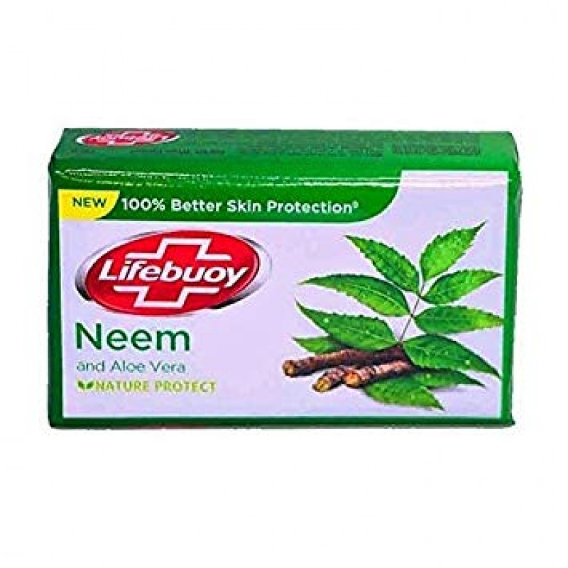 LIFEBUOY NEEM AND ALOE VERA 125G