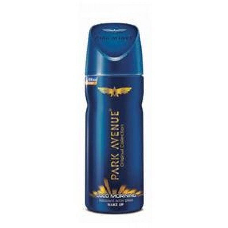 PARK AVENUE GOOD MORNING FRAGRANCE DEO TALC 100G
