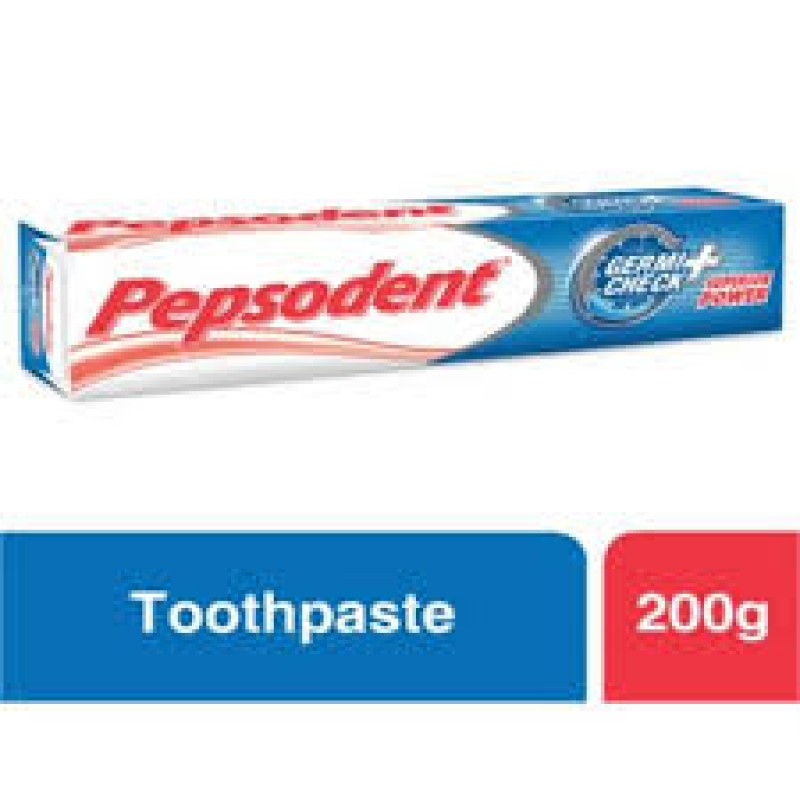 PEPSODENT GERMI CHECK+ 200G