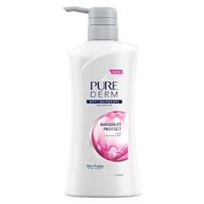 Pure Derm Dandruff Protect Anti Dandruff  Shampoo 650ml