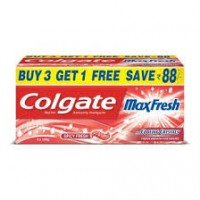 COLGATE MAX FRESH WITH COOLING CRYSTALS 600G