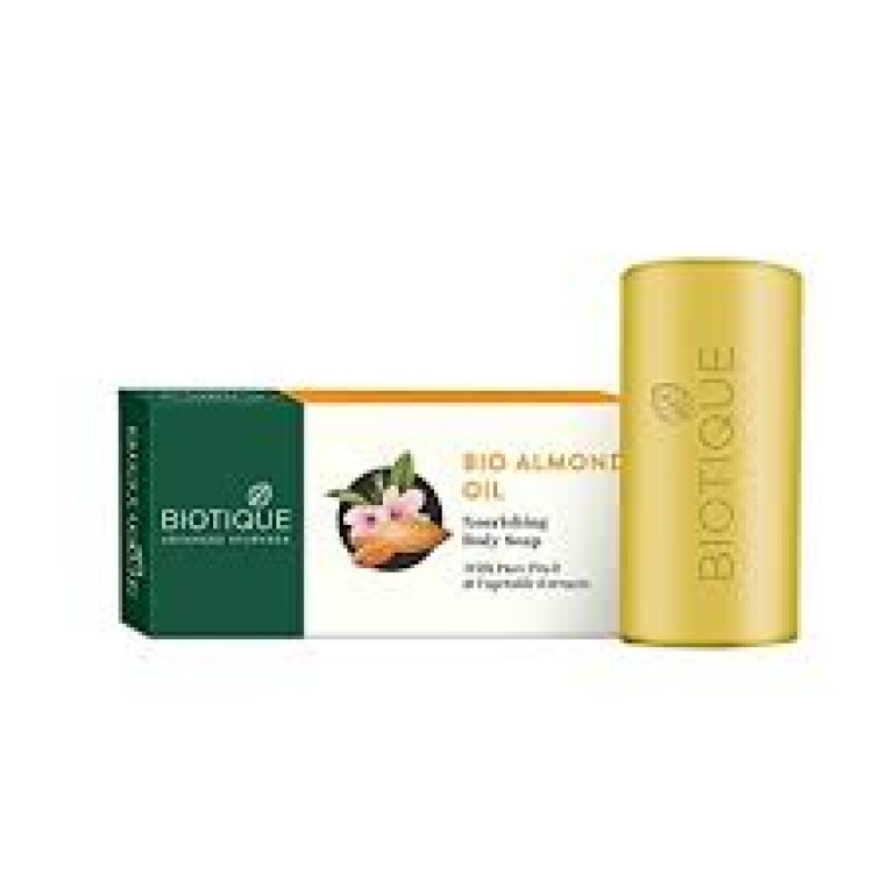 BIOTIQUE ALMOND OIL 150G