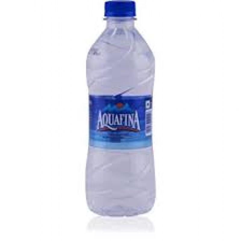 AQUAFINA PACKAGED DRINKING WATER 500ML