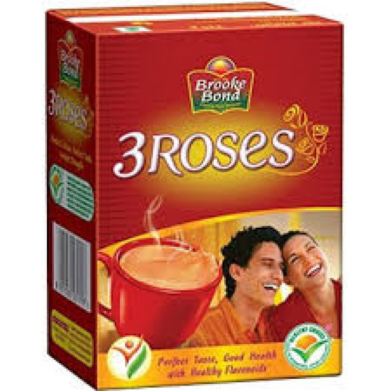 BROOKE BOND 3 ROSES  250G