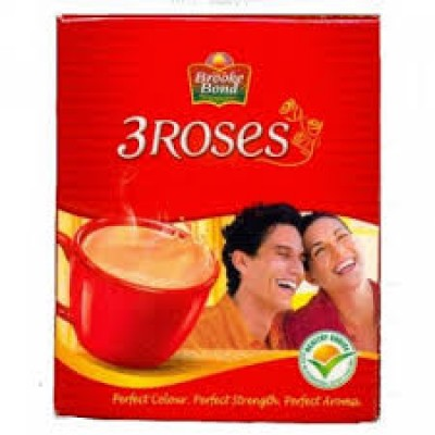 BROOKE BOND 3 ROSES 500 GRAMS