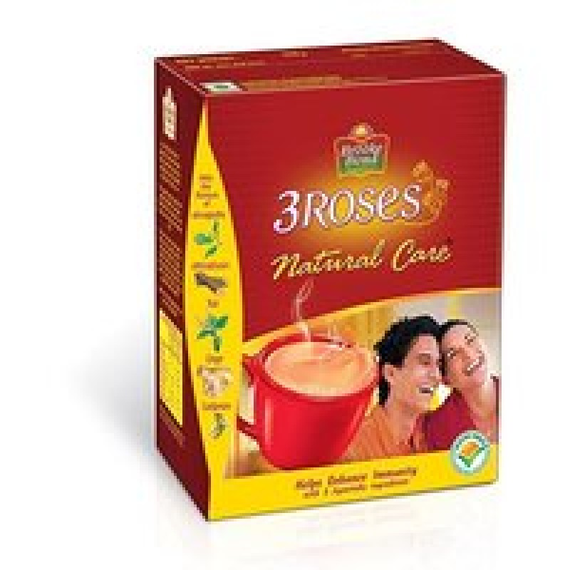 BROOKE BOND 3 ROSES NATURAL CARE 250G