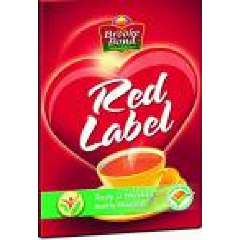 BROOKE BOND RED LABEL 28G