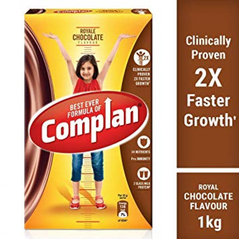 COMPLAN ROYALE CHOCOLATE 1KG