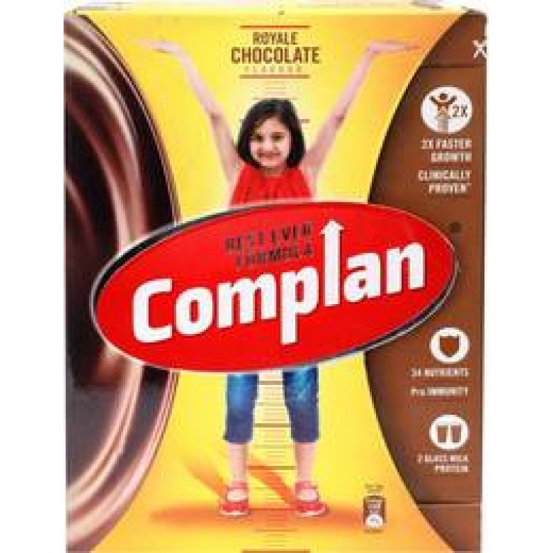 COMPLAN ROYALE CHOCOLATE 500G