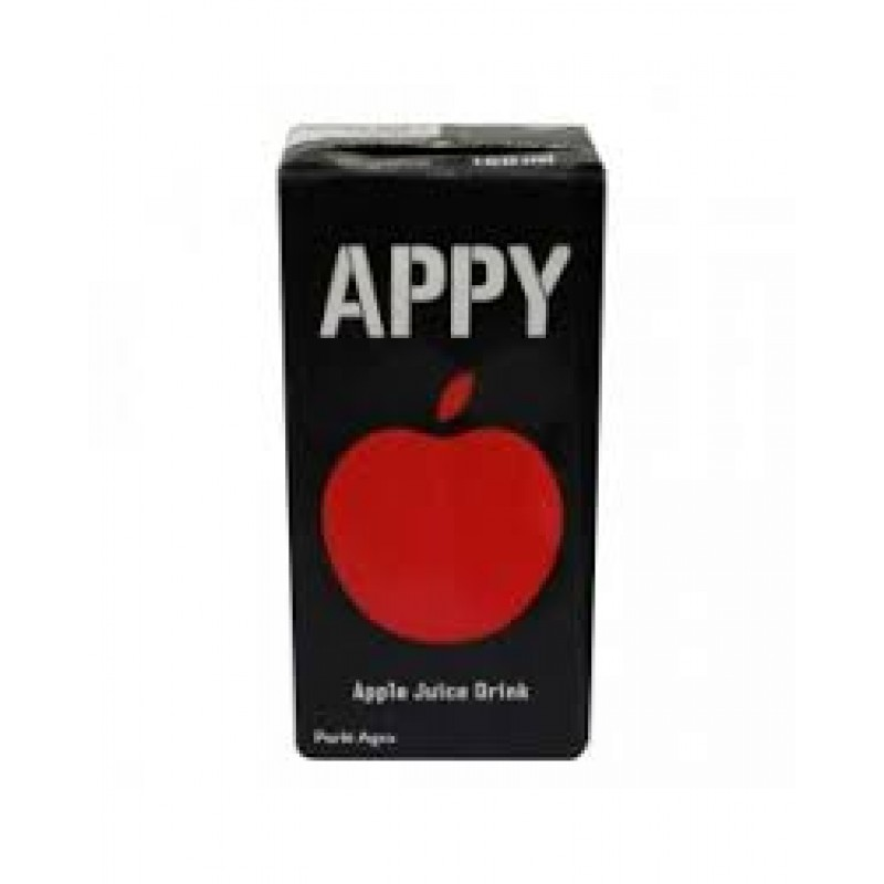 APPY APPLE JUICE DRINK-160ML