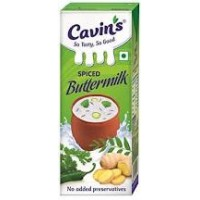 CAVIN'S SPICED BUTTER MILK 200ML