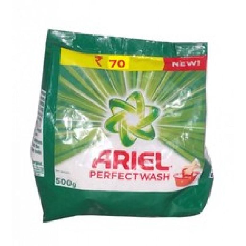 ARIEL PERFECT WASH 500G
