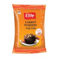 ELITE CARROT PUDDING CUP CAKE  30G