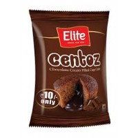 ELITE CENTOZ CHOCOLATE CREAM  FILLED CUP CAKE 30G
