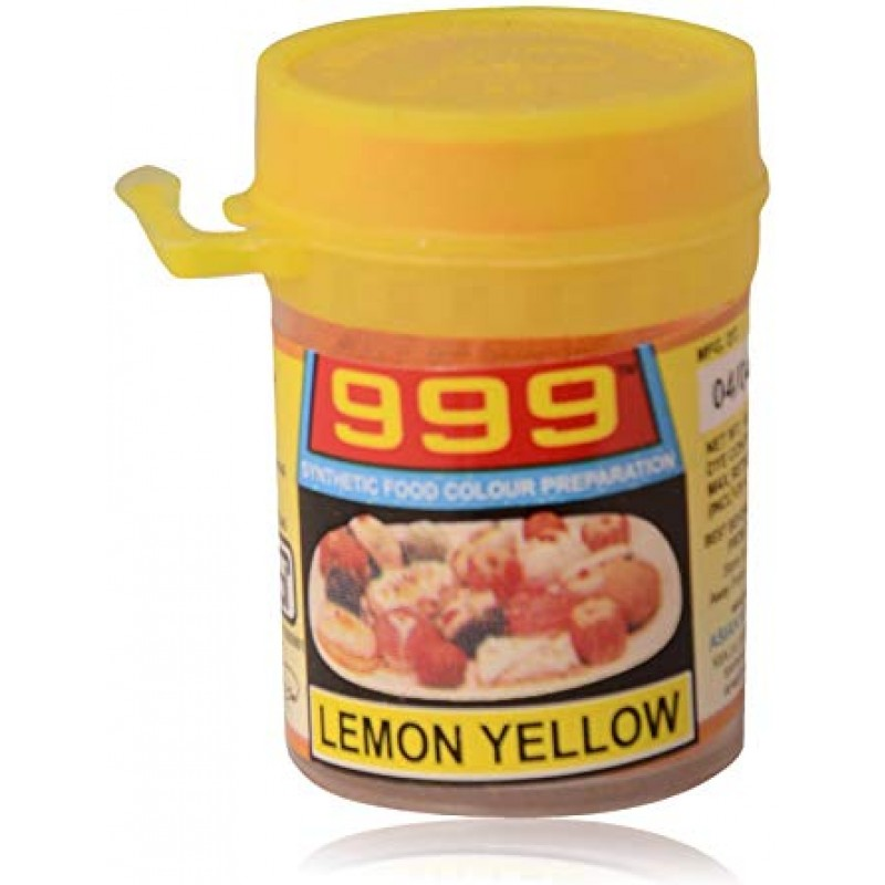 LEMON YELLOW FOOD COLOR 10G