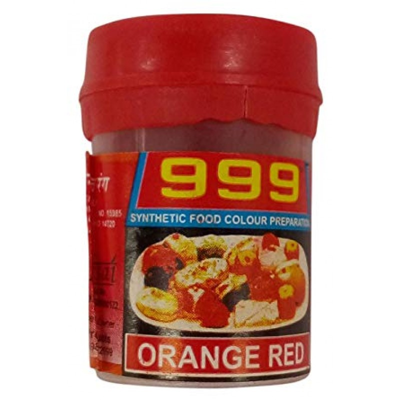 ORANGE RED FOOD COLOR 10G