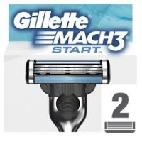 GILLETTE MACH 3 START 2 CARTRIDGES