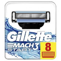 GILLETTE MACH 3 START 8 CARTRIDGES