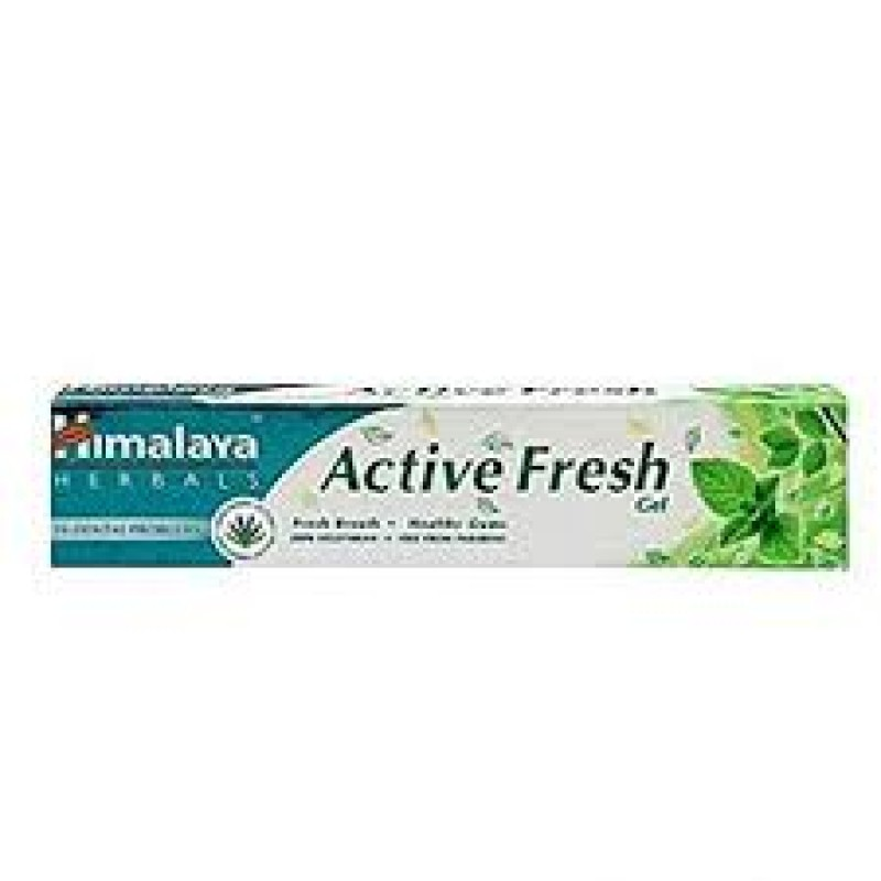 HIMALAYA ACTIVE FRESH GEL 80G