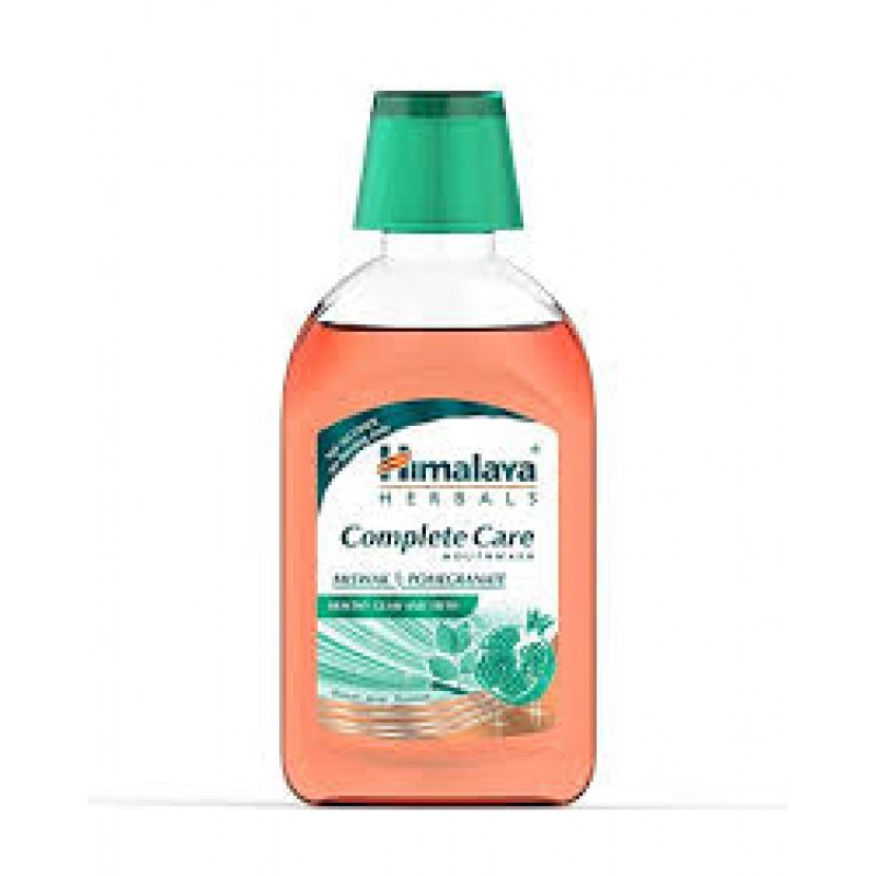 HIMALAYA COMPLETE CARE MOUTH WASH 215ML