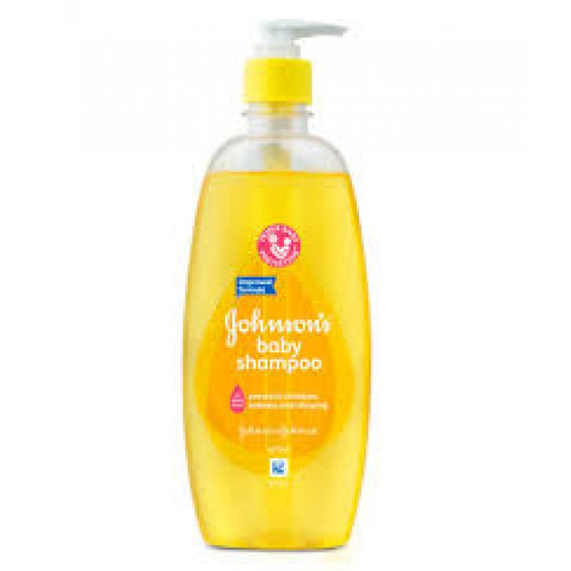 JOHNSON'S BABY SHAMPOO 475 ML