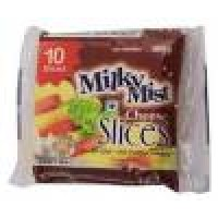 MILKY MIST CHEESE SLICES 200G