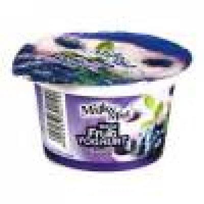 MILKY MIST FRUIT YOGHURT BLUEBERRY 100G