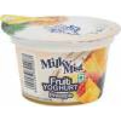 MILKY MIST FRUIT YOGHURT PINEAPPLE 100G