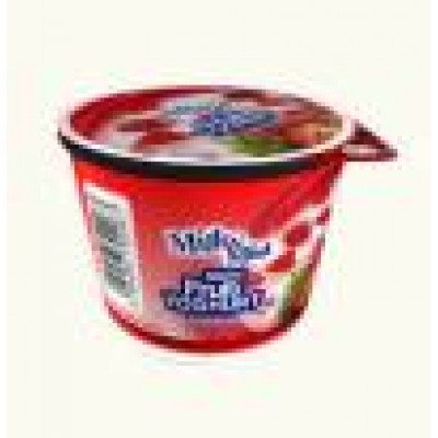 MILKY MIST FRUIT YOGHURT STRAWBERRY 100G
