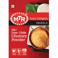 MTR IDLI/DOSA/CHILLY  CHUTNEY POWDER 100G