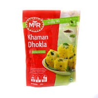 MTR KHAMAN DHOKLA - READY MIX- 500G