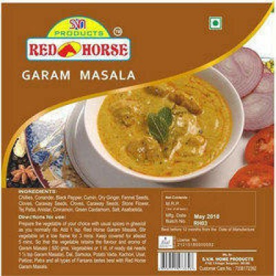 RED HORSE SUPER GARAM MASALA 200G