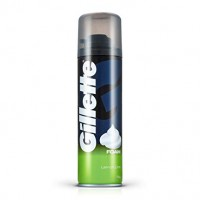 GILLETTE FOAM LEMON LIME 196 GRAMS