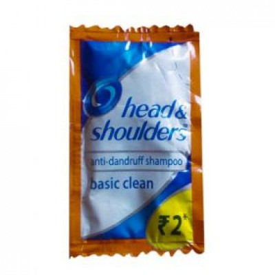 HEAD AND SHOULDERS BASIC CLEAN 5ML*32 SACHETS