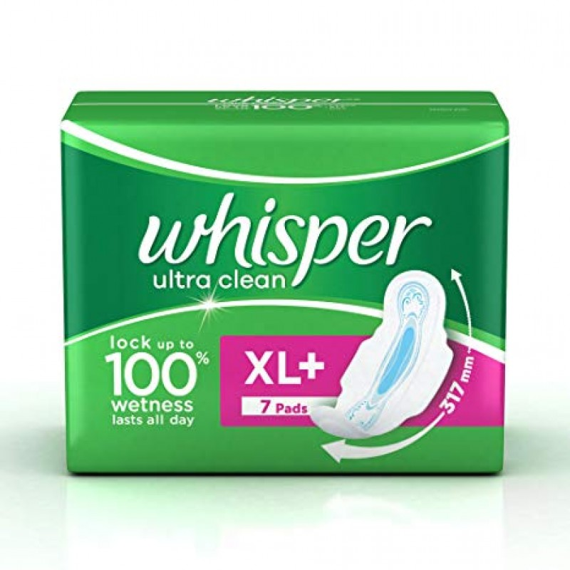 WHISPER ULTRA CLEAN