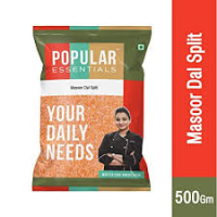 POPULAR ESSENTIALS MASOOR DAL 500G