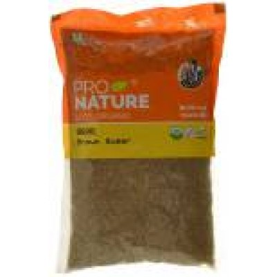 PRO NATURE ORGANIC BROWN SUGAR 500G