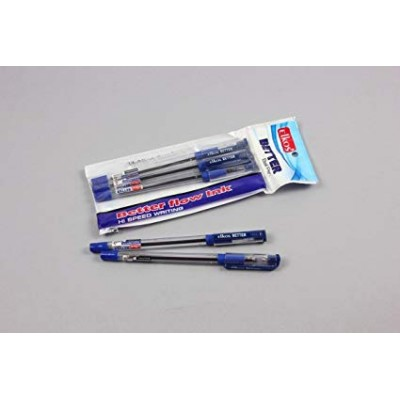 ELKOS BETTER BLUE BALL PEN (PACK OF 5)
